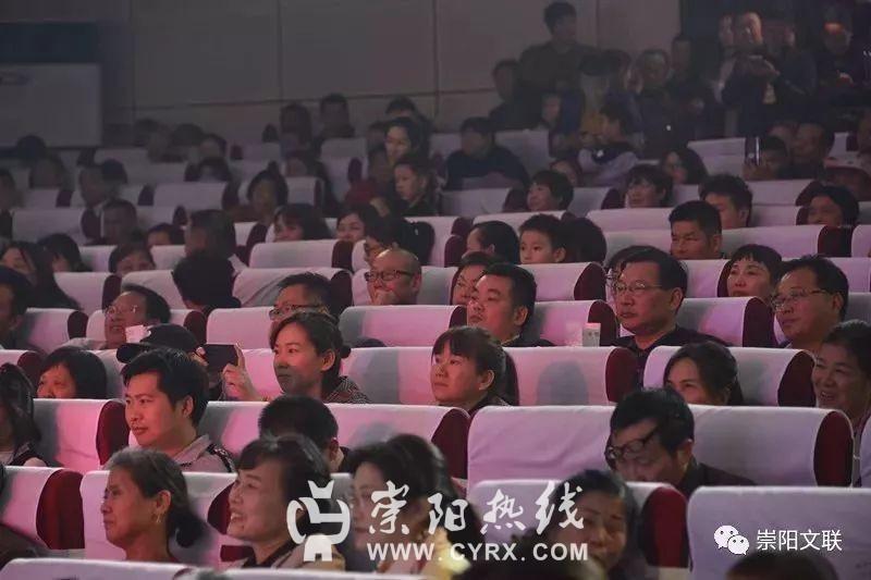 """""""筑梦新时代、唱响幸福歌""""肖珊英个人演唱会在崇阳成功举行!"""