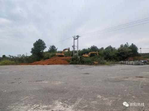 崇阳将新建一大型停车场,明年5月投入运行